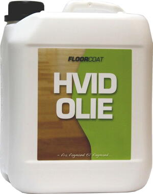 Floorcoat White oil 5 l.