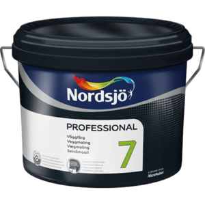 Professional 7 matt wall paint 10 liters