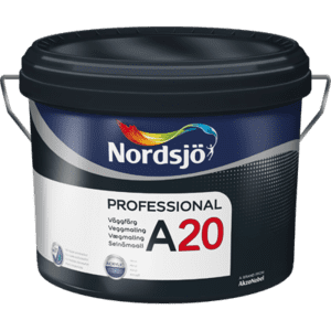 Professional A20 acrylic wall paint 10 liters