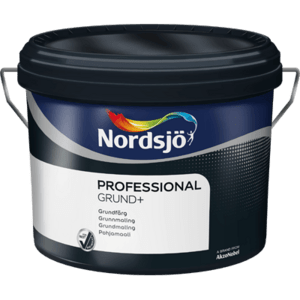 Profesjonell Ground + Hvit Base Paint