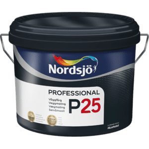 Diffusionsåben maling Professional P25 10 liter