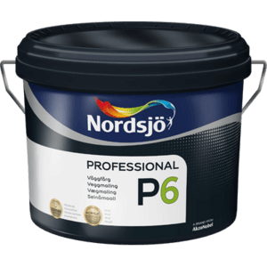Professional P6 diffusion open paint 10 liters