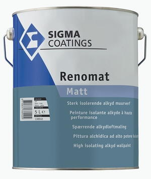 Sigma Renomat White paint