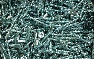 Screws 3.0x35 mm.