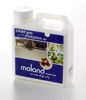 Moland soap white