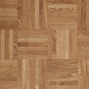 Oak Mosaic parquet - Untreated