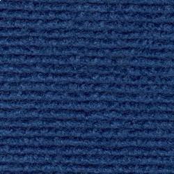Mess rug with grooves Azure blue 208
