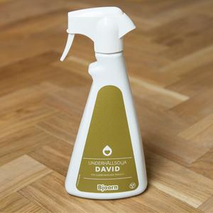 Bjoorn vedligeholdese olie - David Naturel Spray