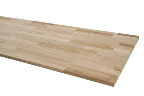 Solid wood worktop - Ash