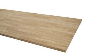 Solid wood tabletop - Oak