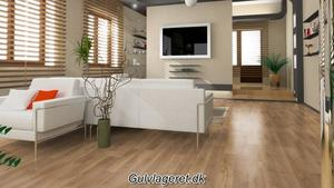 Luxury Oak nature - D4775