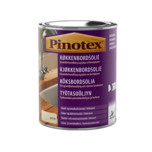 Pinotex Kitchen Table Oil - 0.75 liters