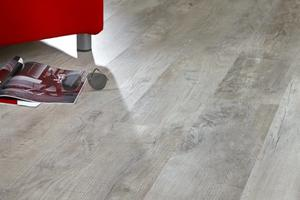 LVT select vinyl click - Country graue Eiche