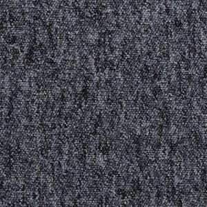 Carpet tile Solid 76 Dark gray