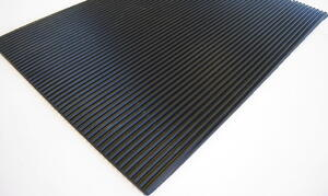 Rubber mat M9 Finriflet 3 mm