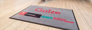 Logo mat - several sizes