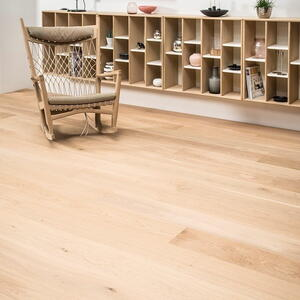 Timberman Slotsplank Oak prime brushed