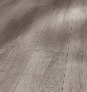 Parador Trendtime 6 - Oak light gray silk mat structure castle plank