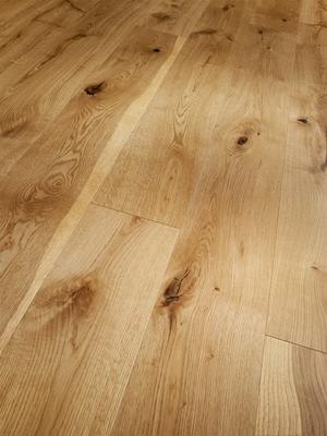 Parador Wooden floor Basic 11-5 - Oak mat lacquer plank microphase 4 sides