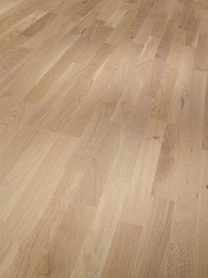 Wooden floor Classic 3060 - Oak natural oil plus white 3-rod Living