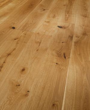 Parador Wooden floor Eco Balance - Oak brushed natural oil plus plank Rustic M4V