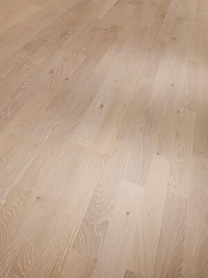 Parador Wooden floor Eco Balance - Oak brushed natural oil plus white 3-rod Living
