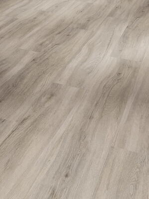 Parador vinyl Basic 30 - Oak pastel gray tree structure, plank
