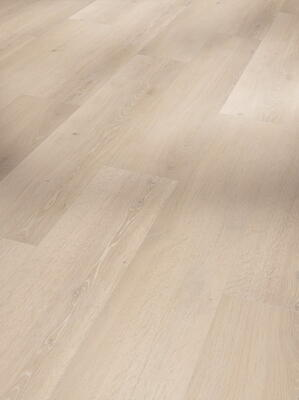 Parador vinyl Basic 30 - Oak Skyline white wood structure, Plank