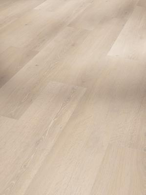 Parador vinyl Basic 4.3 - Oak Skyline white brushed structure, plank