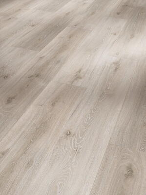 Parador vinyl Basic 4.3 - Oak gray white brushed structure, plank