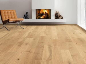 Haro plank floor - Oak universal brushed
