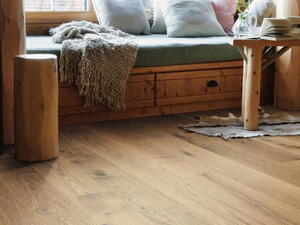Haro plank floor - Oak universal brushed oil