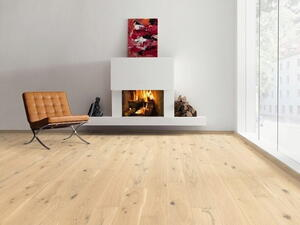Haro plank floor - I light white universal brushed