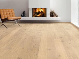 Haro plank floor - Oak white universal brushed