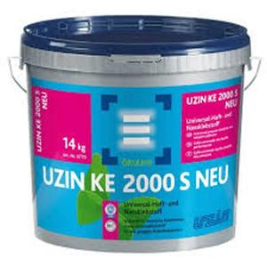 Universal glue for elastic floor and wall coverings - UZIN KE 2000 S