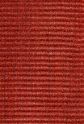 Salvador Sisalt blanket Red with edging