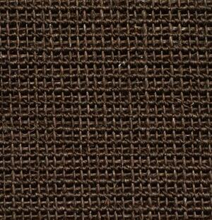 Salvador Sisal rug Choco with edging