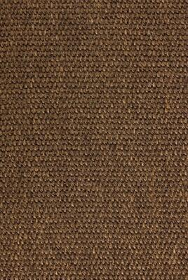 Sisal rug Nut Lima with edging