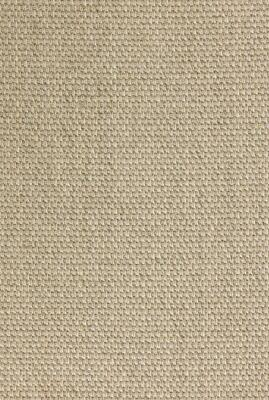 Santiago Sisal rug Silver with edging