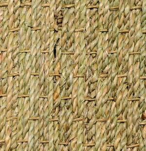 Seagrass rug Rangoon
