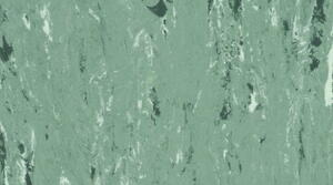 Homogeneous vinyl tile Gerflor Troplan - 1057 Dark Green