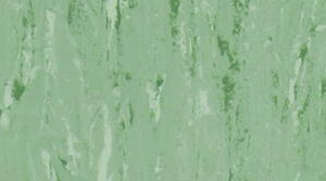 Homogeneous vinyl tile Gerflor Troplan - 1037 Medium Green