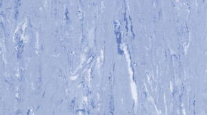 Homogeneous vinyl tile Gerflor Troplan - 1036 Medium Blue