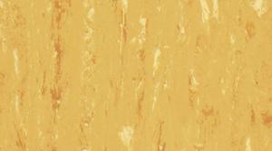 Homogeneous vinyl tile Gerflor Troplan - 1032 Yellow