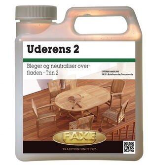 FAXE Uderens 2