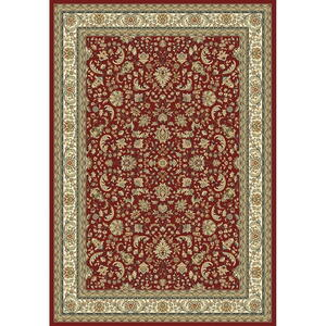 Wilton rug - Queen 7677 Red