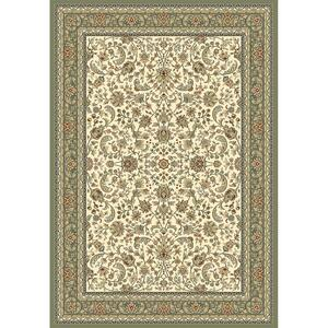 Wilton rug - Queen 7677 Green