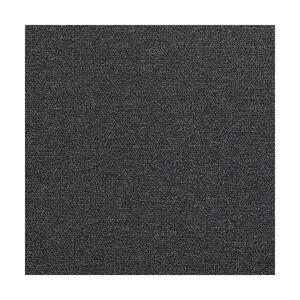 London Black Boucle Carpet