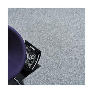 London Grey Boucle Carpet
