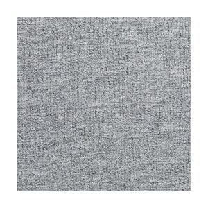 Topedo - Grauer Boucle-Teppich